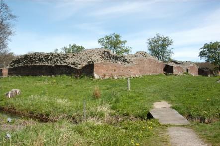 Castillo de Gurre - leyenda de Dinamarca