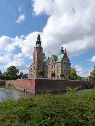 Castillo Rosenberg - Leyenda de Dinamarca