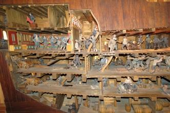 Esculturas barco Vasa - leyenda de Suecia