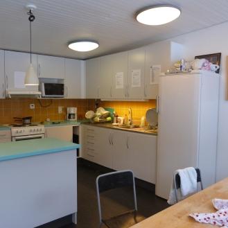 La cocina de mi pasillo en Björnkulla