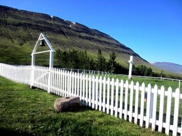 Piedra Myrka - leyenda de Islandia