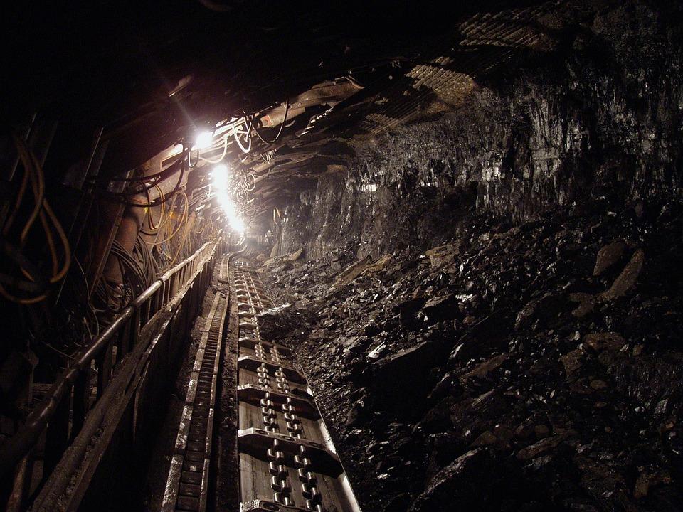 hierro de la mina
