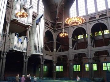 Iglesia-de-madera-en-Kiruna