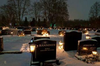cementerios finlandia