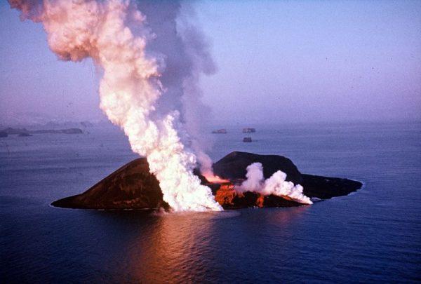 surtsey en lava