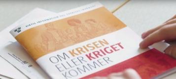 portada folleto en sueco